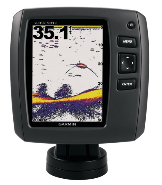 Garmin Echo 501c With Transducer