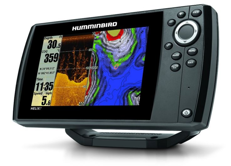 best fish finder with GPS combo