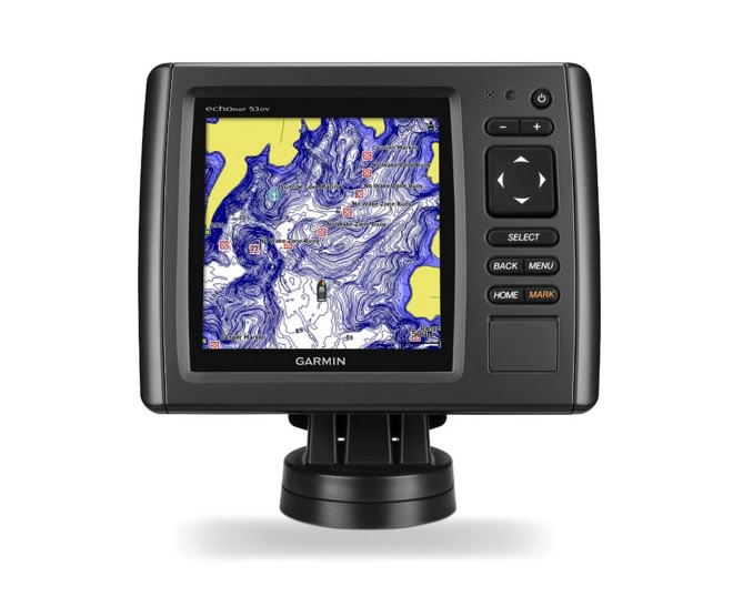 Garmin echoMAP 53dv Review