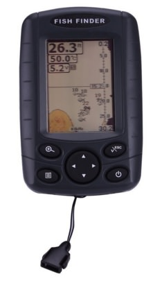 Signstek portable fish finder