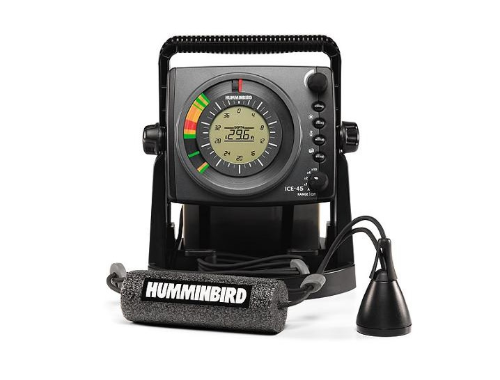 Humminbird ICE-45 review