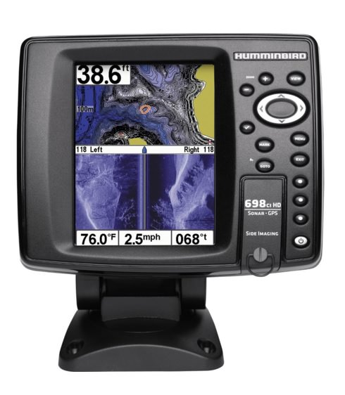 Humminbird 698ci HD SI