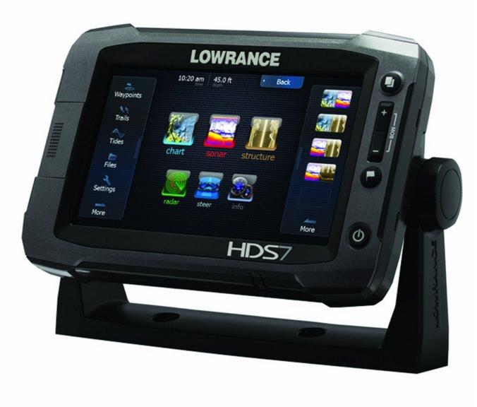 Lowrance HDS-7 Gen2