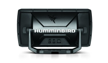 Humminbird Helix 7 SI GPS Fishfinder back side