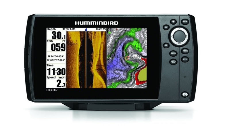 Humminbird Helix 7 SI GPS Review