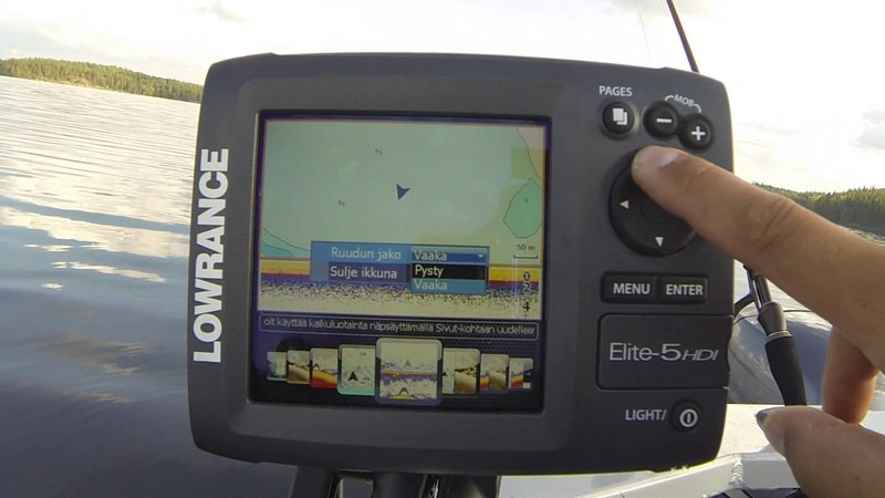 lowrance elite 5 hdi review fish finder planet. Black Bedroom Furniture Sets. Home Design Ideas