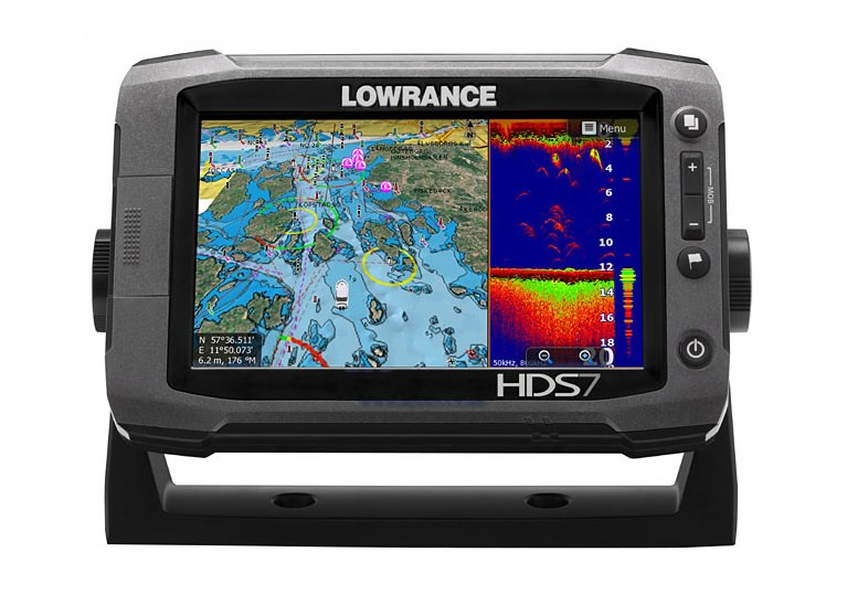 Lowrance HDS-7 Gen2 Review