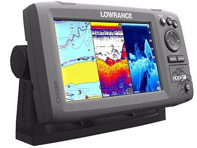 Review Lowrance Hook 7