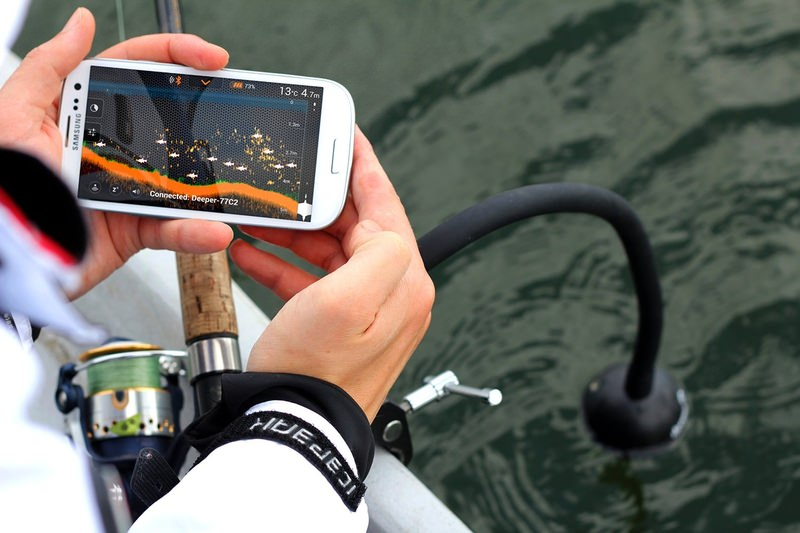 Deeper FishFinder Review