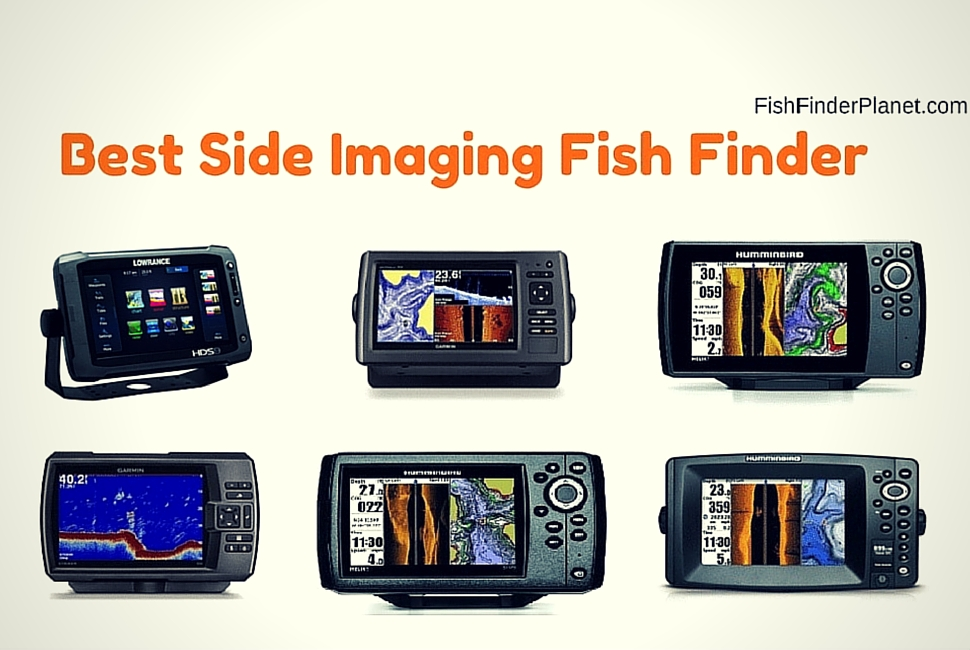 best side imaging fish finder reviews and comparison