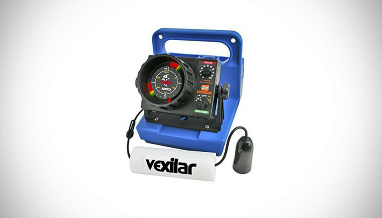 Vexilar FL-8se Genz Pack With 19-Degree Ice Flasher